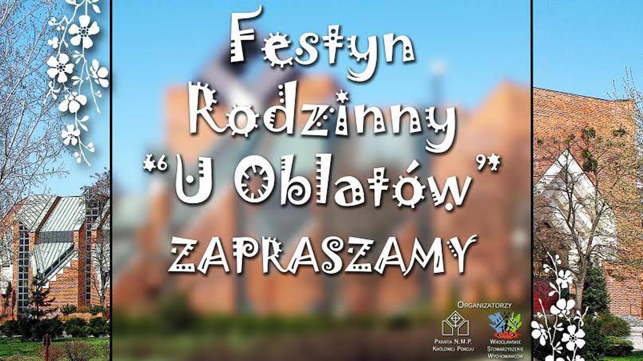 """V Festyn Rodzinny """"U Oblatów"""""""