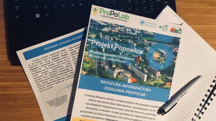 Spotkanie projektowe 23.11.2018