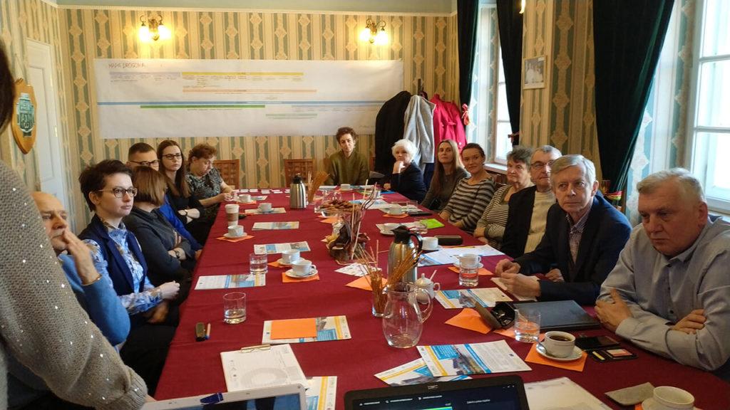 Spotkanie Rady Interesariuszy