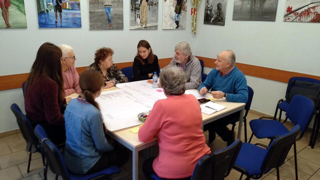 Warsztaty Design Thinking - marzec