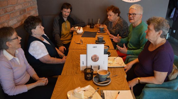 Spotkanie Reporterów w Rondo Cafe