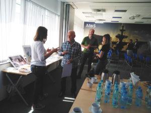 Caffee with NGO's