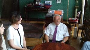 Spotkanie z Rektorem UWr