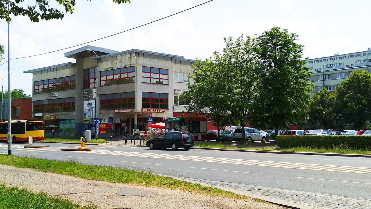 Budynek SMLW Popowice