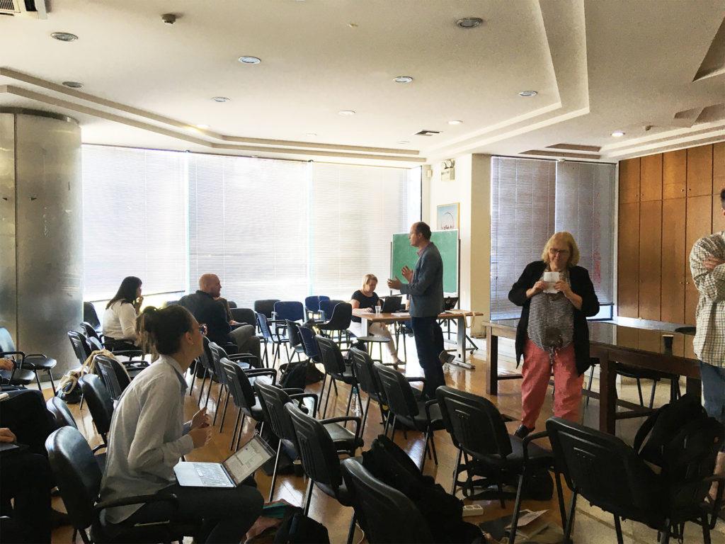 23-25 listopad 2019 – Seminarium dot. Co-creation w Atenach